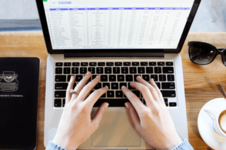 Bookkeeping using spreadsheets-is it right for your handmade biz?