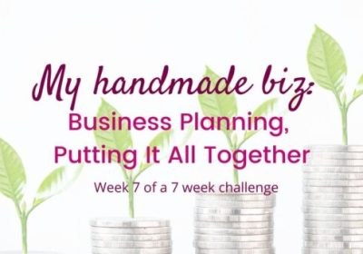 Business planning, putting it all together in order to make progress on your goals and put them together in a way that gives you leverage.