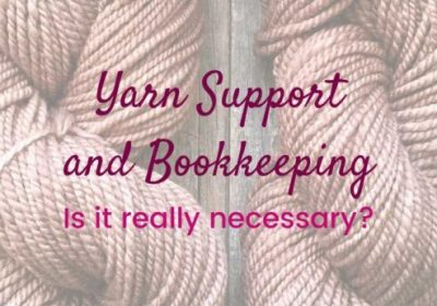 Yarn Support & Bookkeeping - Is it really necessary?