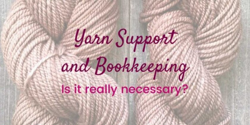 Yarn Support & Bookkeeping