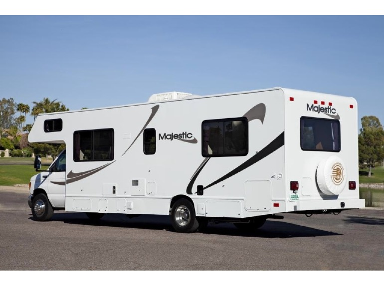 This is the non branded version of the RV we rented from CruiseAmerica.