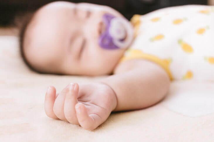 ママが食べたものは赤ちゃんの体の中に入っていく