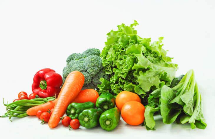 製造された栄養素と野菜の栄養は違う