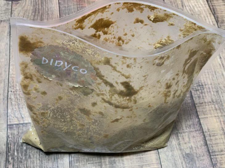 DYDICOの袋保存のぬか床