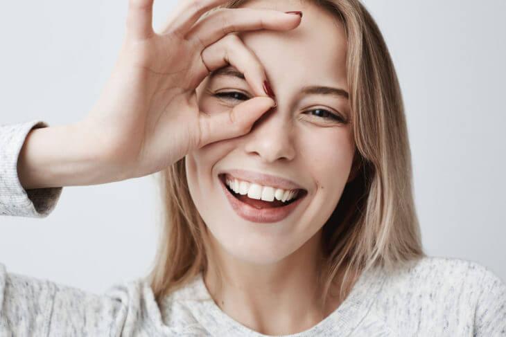 目の機能改善