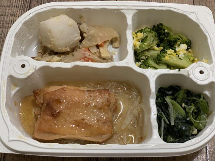 チキンステーキ(中華甘酢ソース)弁当