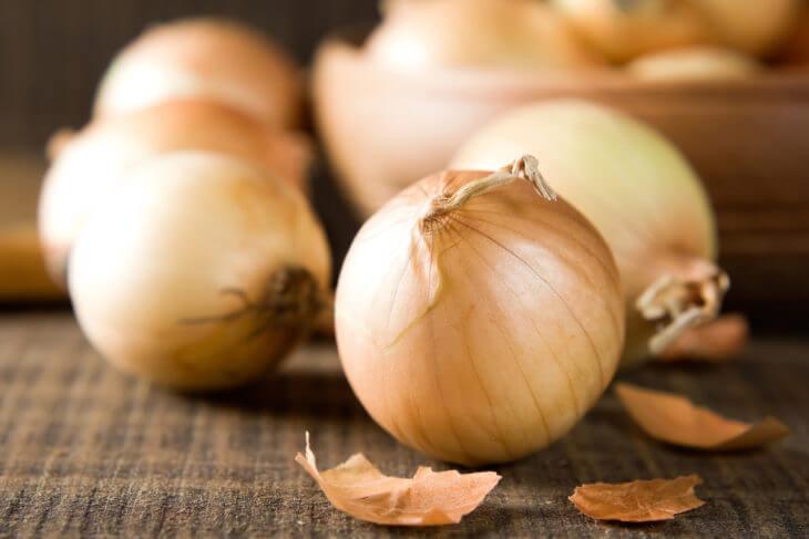 玉ねぎの栄養成分と効果効能は?