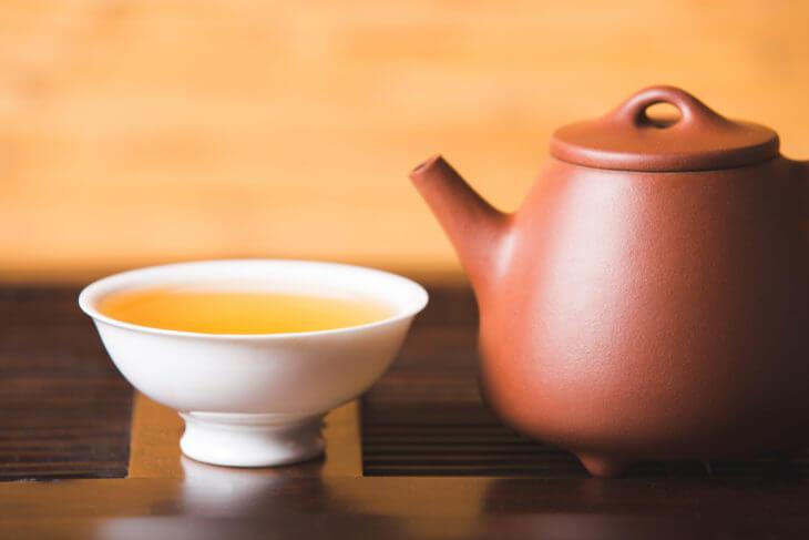 ウーロン茶の栄養は?他のお茶と比較して紹介!