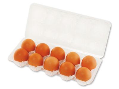 大地を守る会の平飼卵