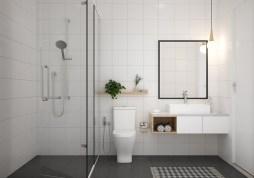 Modern banyo dekorasyon ve tasarım modelleri