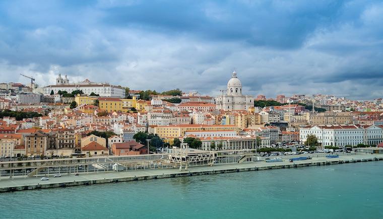 ポルトガルの首都、リスボン