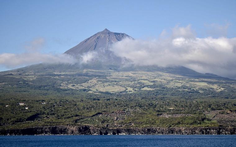 ピコ島のブドウ園文化の景観