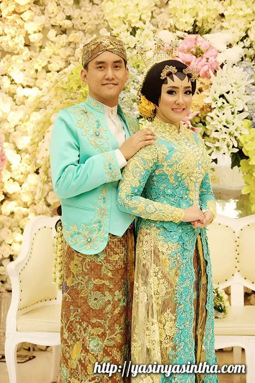 Traditional Muslim Wedding