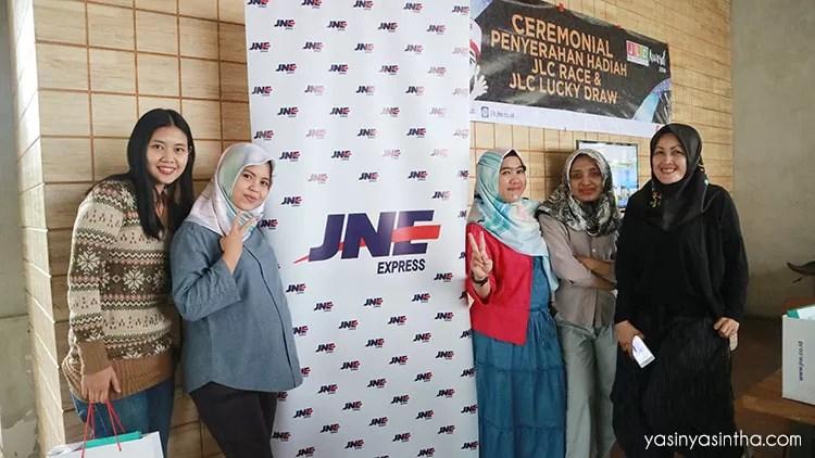 JLC Award, JNE award, reportase, blogger
