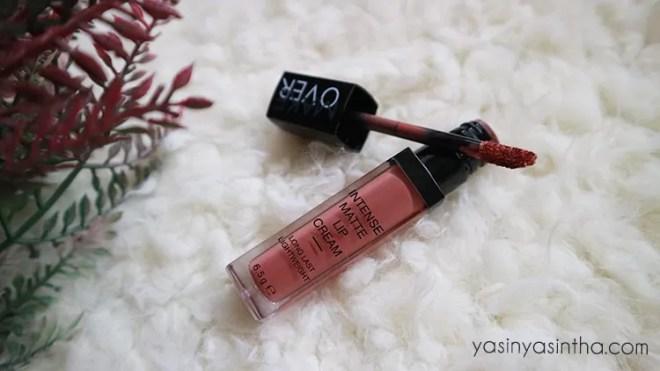 review make over, review lip cream, lip cream make over, beauty blogger, make over review