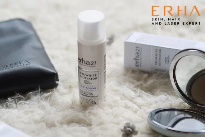 erha review, erha skincare review