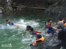 Berenang bebas
