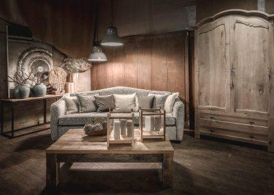 Complete inrichting showroom