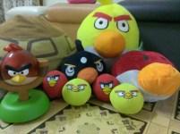 Massor med nya Angry Birds