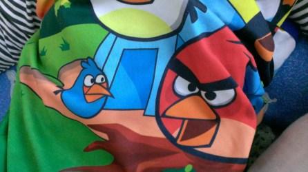 Angry Bird-kläder