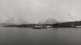 Mellan Tromsö och Svolvaer