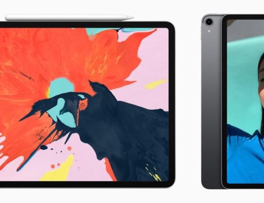 iPad Pro (Late 2018)