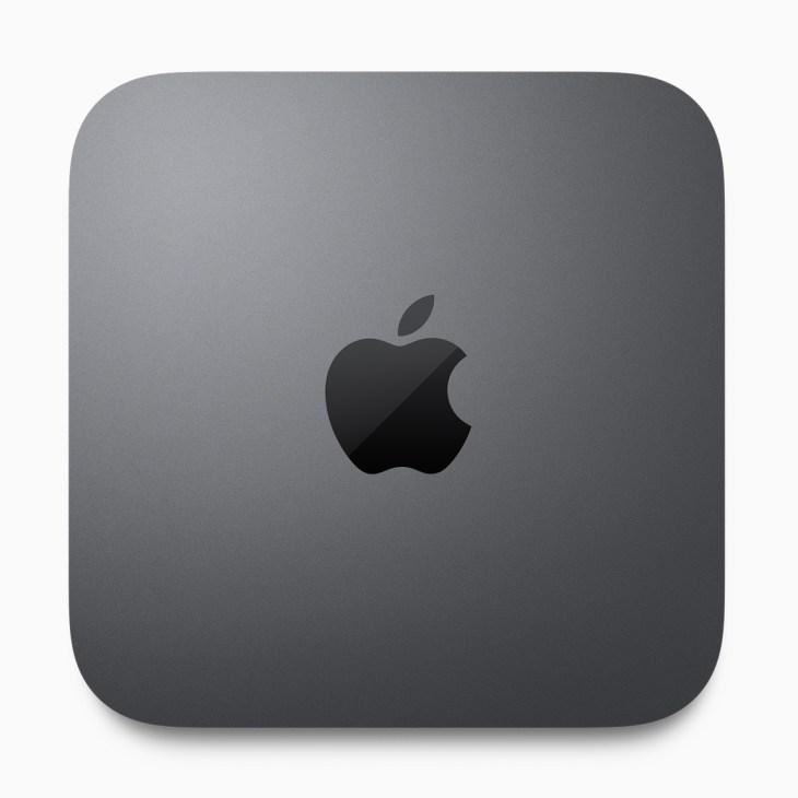 New Mac Mini (Late 2018) in Space Gray