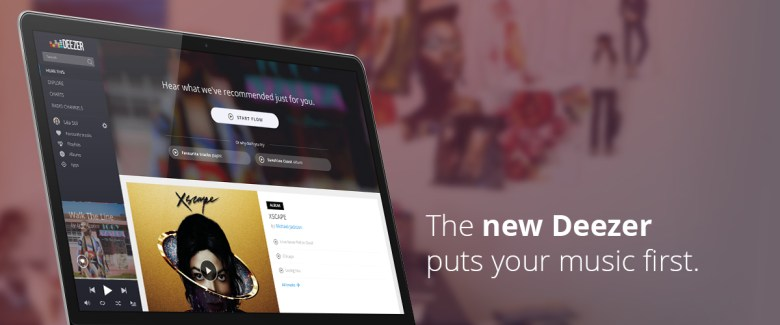 Deezer in Middle East and Africa
