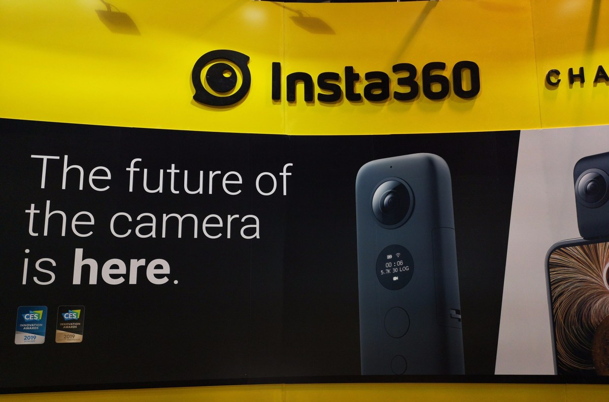 Insta360: light & powerful action-oriented 360 cameras