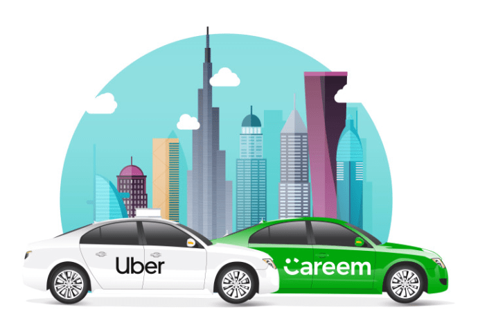 Uber acquires Careem in the Middle East