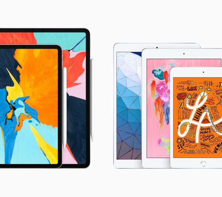 New iPad Mini and iPad Air (2019) join the updated iPad family lineup