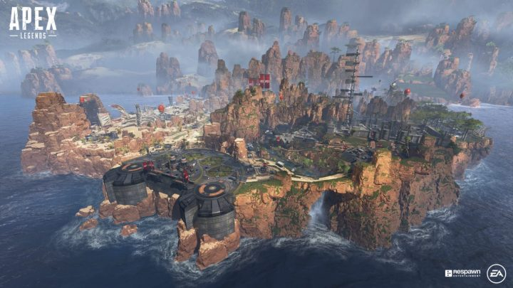 Apex Legends world overview