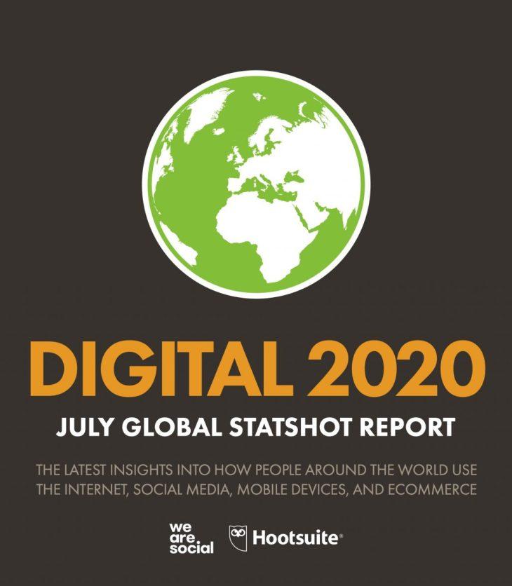 Digital Global Statshot Q3 2020