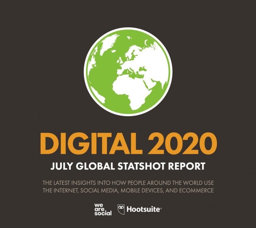 Digital Global Statshot Q3 2020