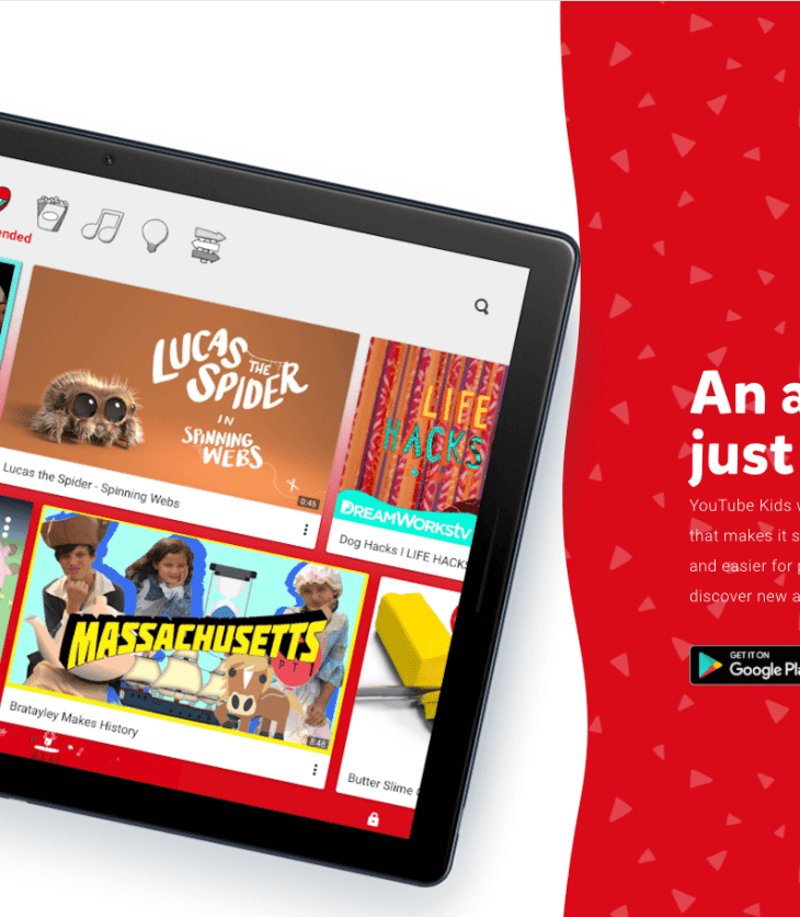 YouTube Kids in Middle East and North Africa