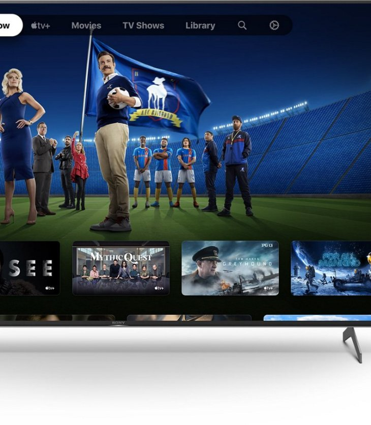 Apple TV+ and PlayStation 5 promotion
