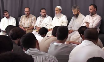 من سيرة الإمام..بناء جماعة العدل والإحسان