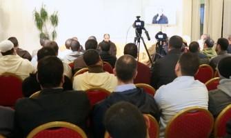حفل الذكرى الأولى..شهادات تُجمع على فضل السيدة خديجة المالكي