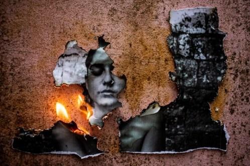 Espaço Cultural Câmera Criativa. Obra de Sofia Luz