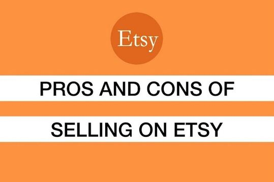Etsy Pros And Cons