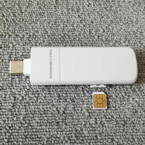 PIX-MT100 ピクセラモバイル SIMカード
