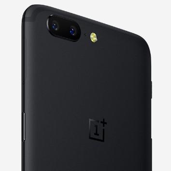 OnePlus 5 デュアルレンズカメラ