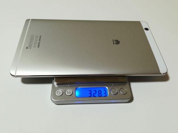 MediaPad M3 重量