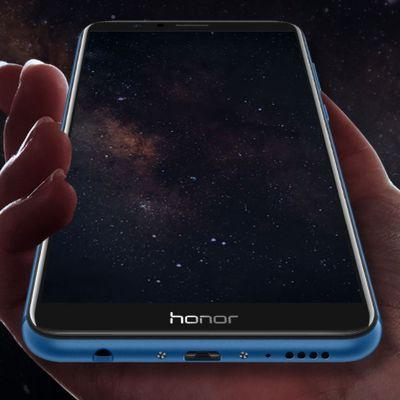 Honor 7X ディスプレイ
