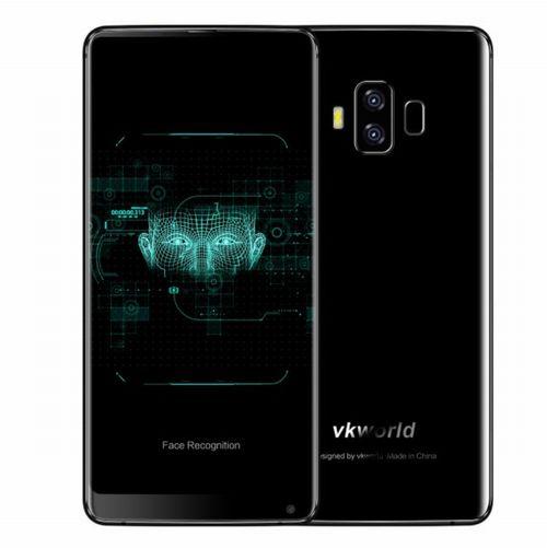 vkworld S8の顔認証