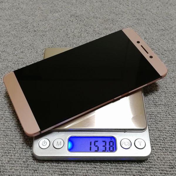 LeEco Le S2 Pro LEX625の重量