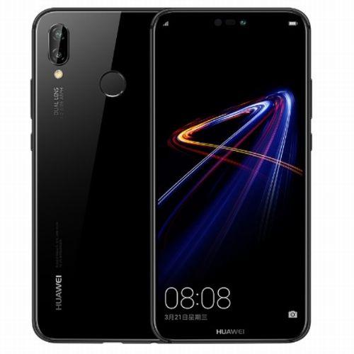 Huawei nova 3eのブラック