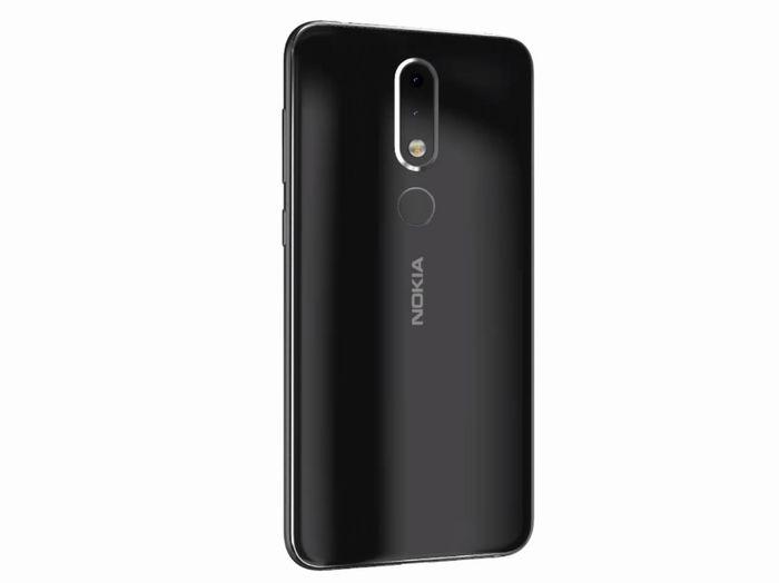 Nokia X6のデュアルカメラ