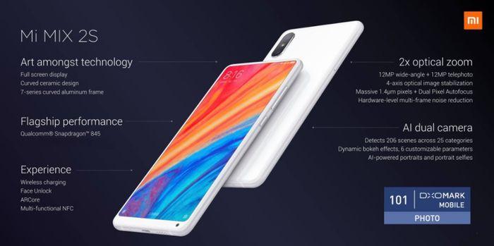 Xiaomi Mi Mix 2S banggood
