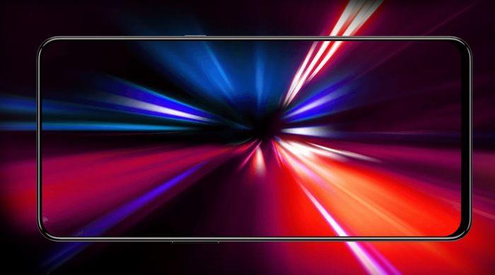 Lenovo Z5 Proはフルスクリーンデザイン